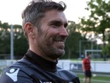 SC 't Zand-trainer Johan Gabriëls plakt er nog een jaartje achteraan