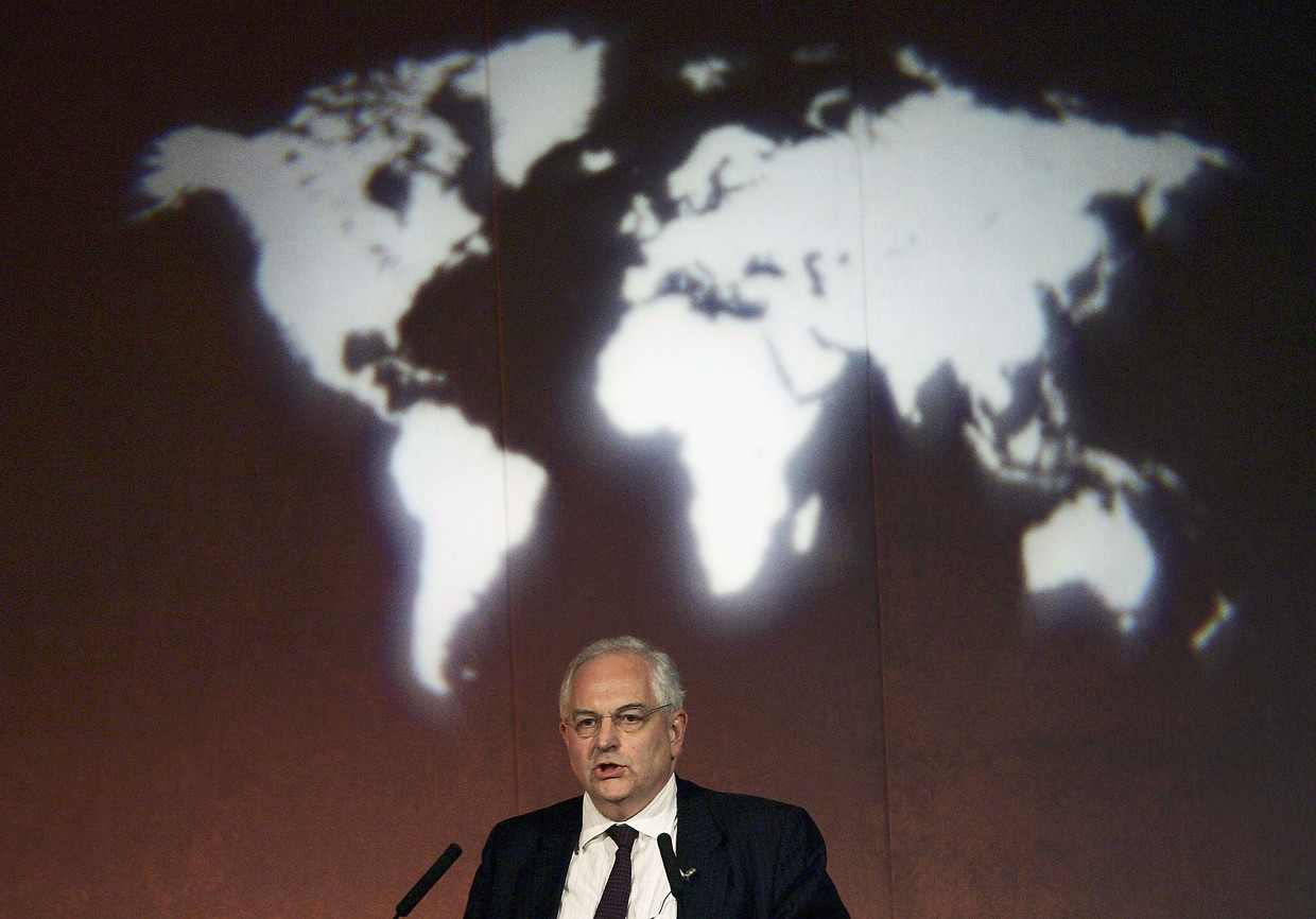 Martin Wolf Beeld Getty Images