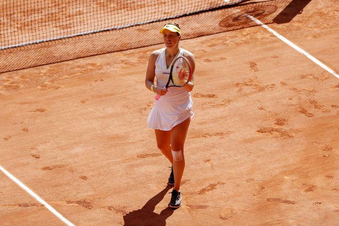 Anastasia Pavlyuchenkova.