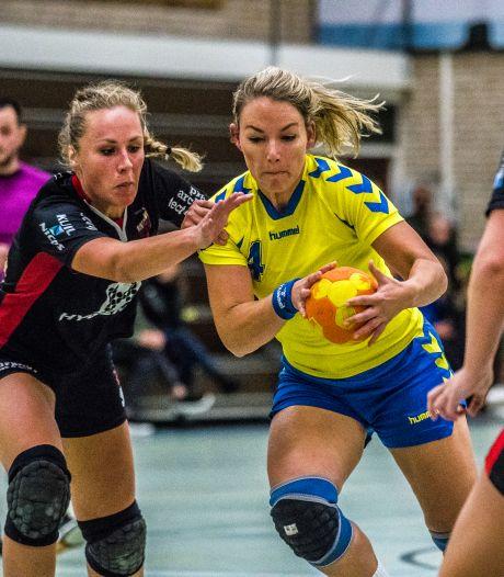 Uitslagen en verslagen handbal: Forse nederlaag voor DSVD, gelijkspel voor Borhave