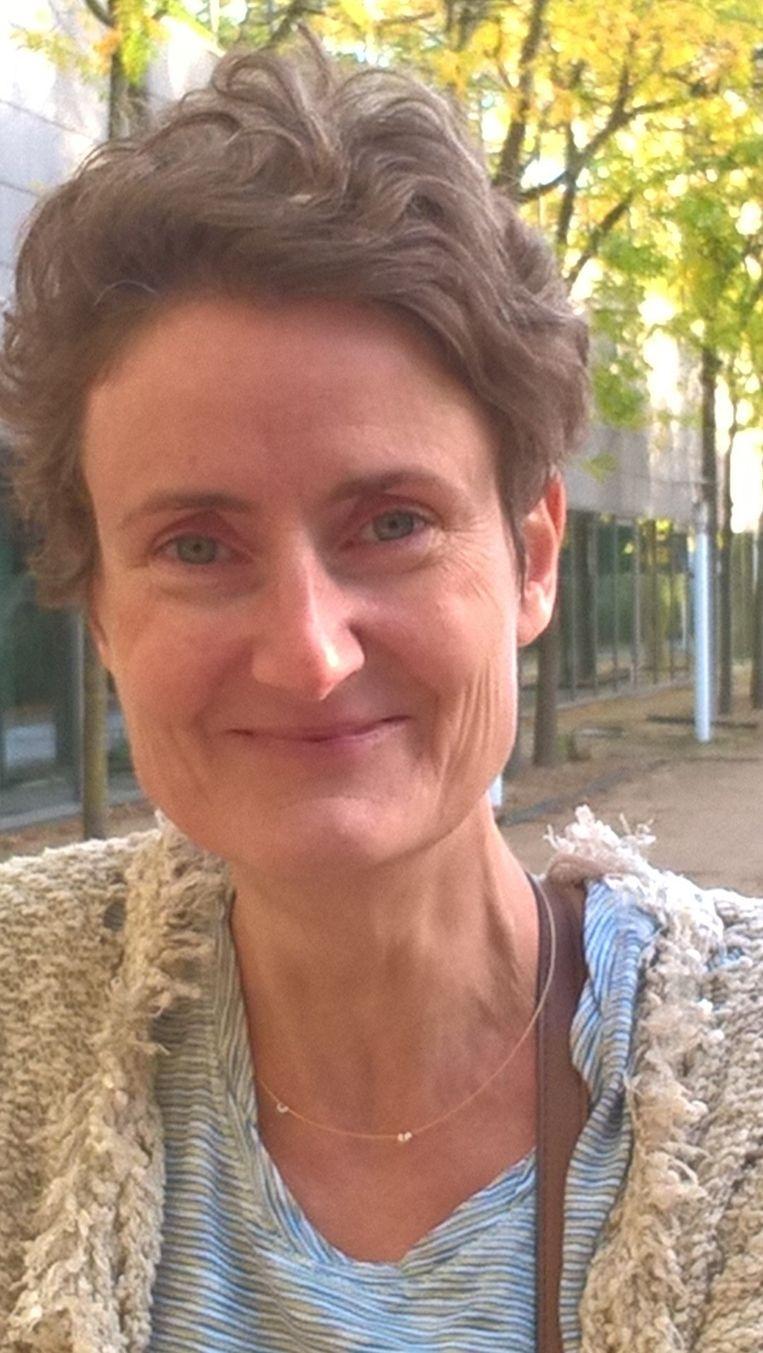 Martine Burin. Beeld rv