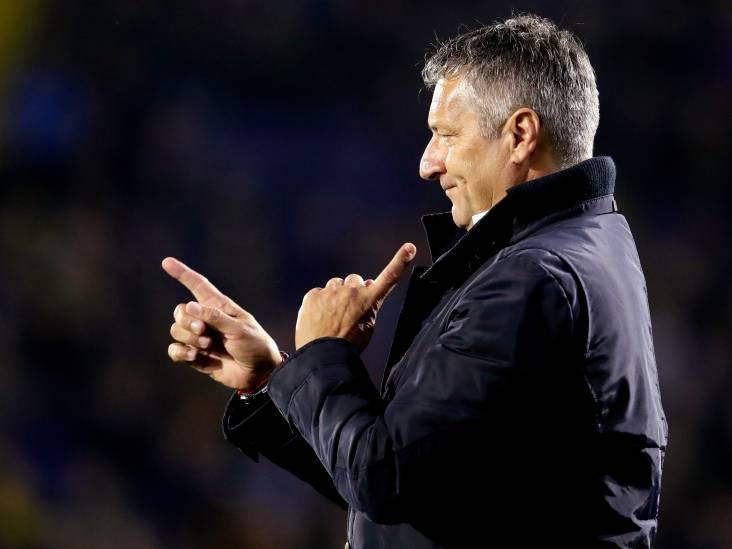 Brood blijft optimistisch over kansen NAC: 'Te makkelijk om te zeggen dat het kampioenschap al weg is'