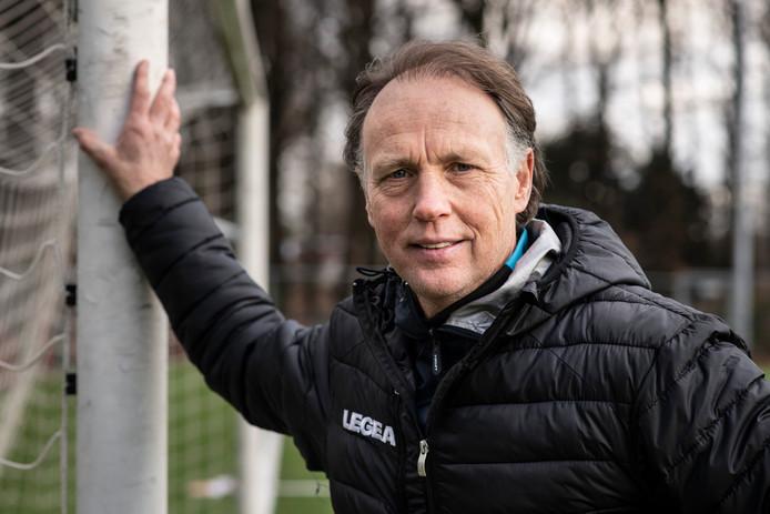 Keeperstrainer Wilfried Brookhuis.
