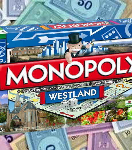 Westlands Monopoly: Naaldwijks bedrijf vervangt Kalverstraat