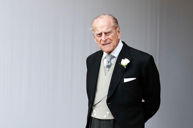 Het Britse Hooggerechtshof heeft besloten: testament van prins Philip blijft geheim Beeld Getty Images