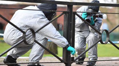 Besmette locaties na gifaanval Salisbury blijven nog maanden afgesloten