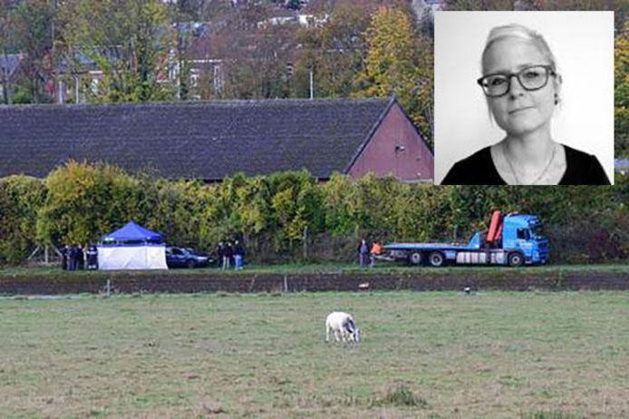 Wivinne Marion werd gedood vlakbij de plaats waar ze woonde.