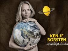 Borstkanker door coronacrisis later ontdekt: campagnekalender met bekende Nederlanders