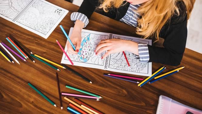 De kunst van het kribbelen: na handletteren is doodlen de nieuwste hype