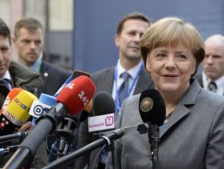 """Merkel: """"Duitsland bereid tot compromis over Griekenland"""""""