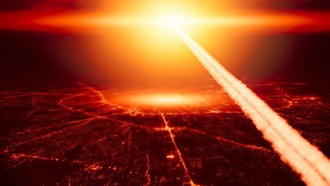 Meteoriet explodeerde boven zuidpool met kracht van 1.000 Hiroshima-kernbommen