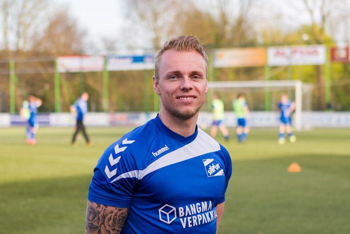 Maarten Dijkhuizen zwaait in de zomer na 12 jaar af bij Urk 1.