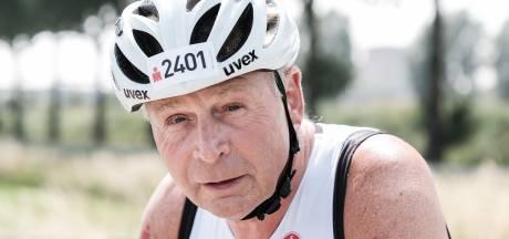 Triatleet Hugo Boschker (71) vijfde op WK in Zuid-Afrika