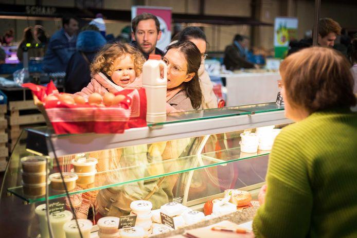 Vrijdag opent de markt in Gentbrugge opnieuw de deuren