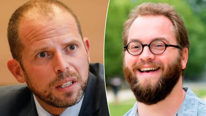 N-VA vuurt terug na sanctionering Theo Francken: partij vraagt onderzoek naar tweet Kamerlid Ecolo