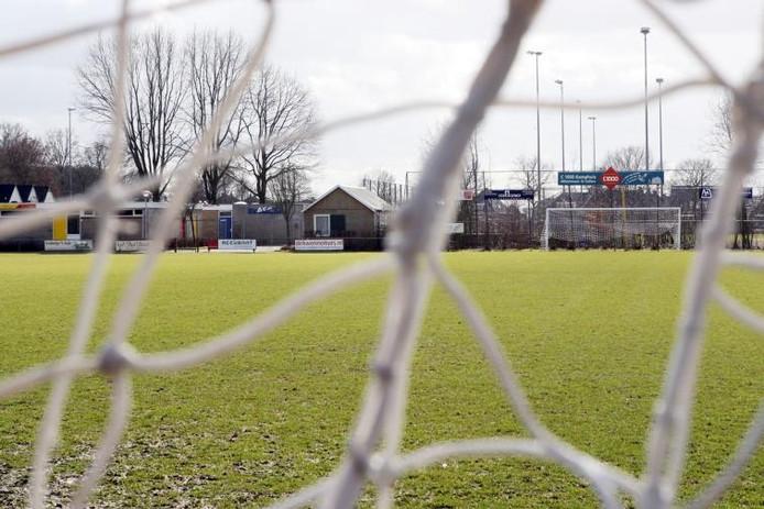 Archieffoto: Het hoofdveld van SV Dalfsen en ASC'62.