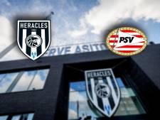 LIVE | PSV gaat voor derde zege op rij
