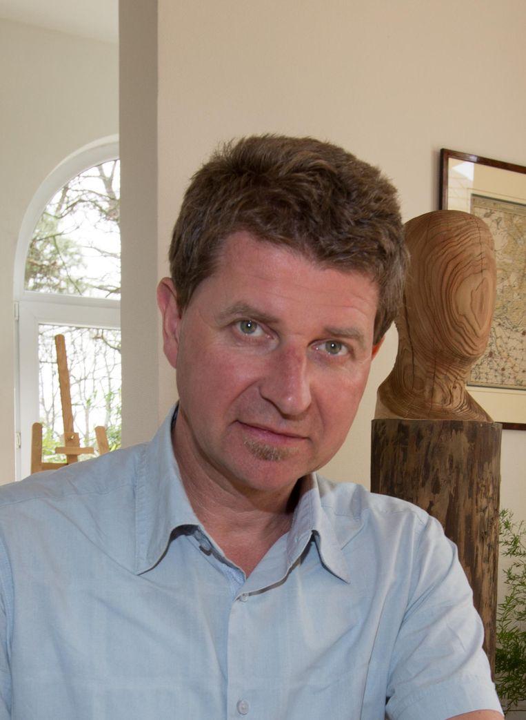Klimaatspecialist Ignace Schops. Beeld Foto Dalemans