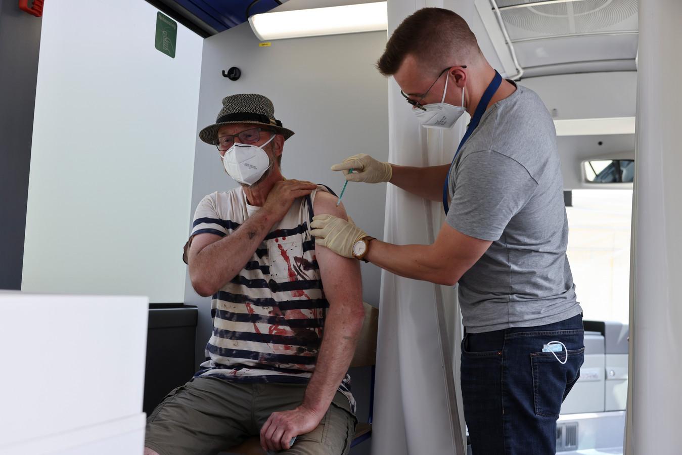 Vaccination en Allemagne