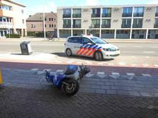 Brommerrijder en fietser botsen op Boschdijk in Eindhoven