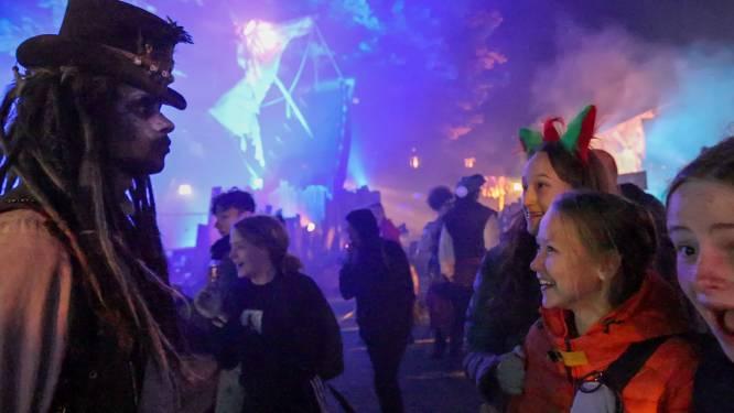 Fright Nights in Walibi gaan dit jaar een stap verder met 'slapen' tussen de griezels