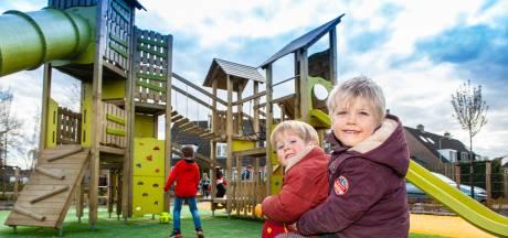 Buurt wordt horendol van gillende kinderen, maar speeltoestel in Moerkapelle mag blijven