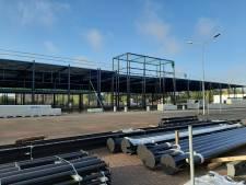 Eerste contouren van de nieuwe Karwei in Apeldoorn-Noord zichtbaar