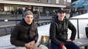 Yoeri Giesbers (links) uit Geldrop en Boris van Diesen uit Dommelen.