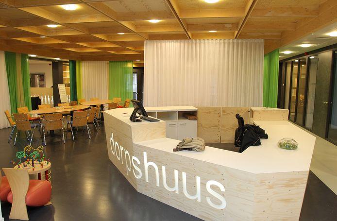Ontmoeten in Eigen Dorp voor ouderen in het Dorpshuus Heino.