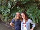 Katja Scholing (43) uit Zwolle en Miranda ter Weele (41) hebben van hun groene hobby zelfs hun beroep gemaakt.