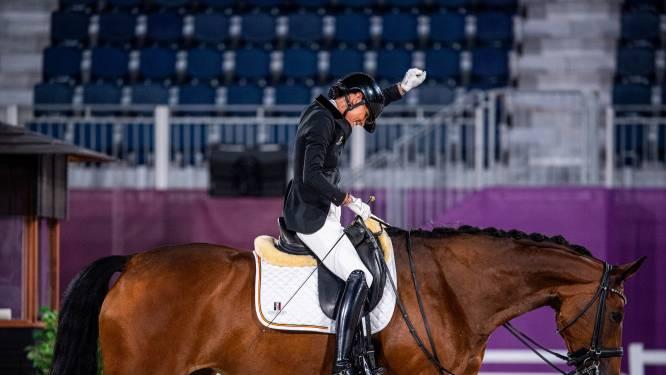 De l'or encore pour Michèle George à Tokyo, troisième titre paralympique pour la délégation belge