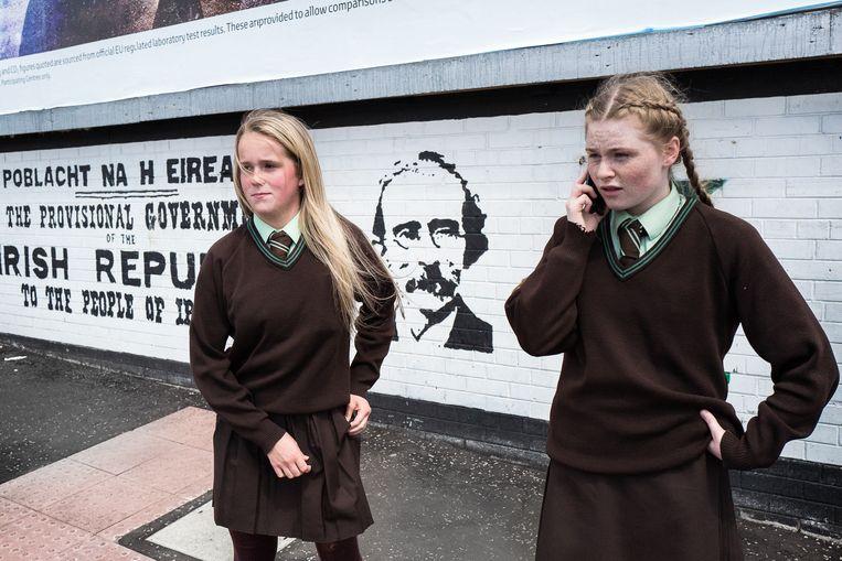 Belfast, stad van armoede maar ook van hoop