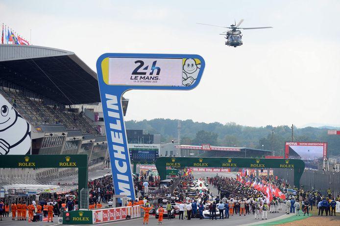 24 uur van Le Mans wordt met twee maanden verplaatst.