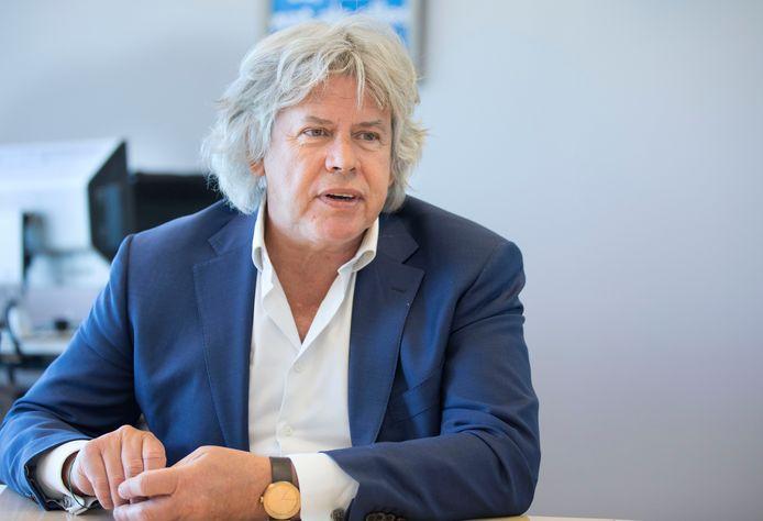Bart van Nieuwenhuizen, de Haagse hoofdofficier van justitie.