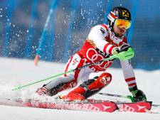 Hirscher laat zich verrassen in Aspen