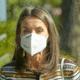 Puur natuur: koningin Letizia van Spanje pronkt met haar grijze haren