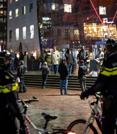 Politie en jongerenwerkers alert na oproepen om te rellen in Rotterdam: 'We spreken hen persoonlijk aan'