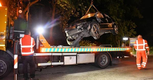 Gewonde bij eenzijdig ongeval in Cadzand.