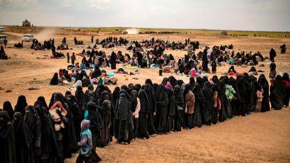Zelfmoordterroristen van IS doden eigen jihadisten die laatste bolwerk Baghuz ontvluchten