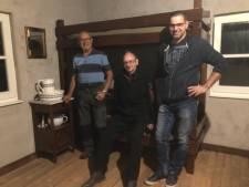 Wehrmachthuisje in Someren in oude glorie hersteld