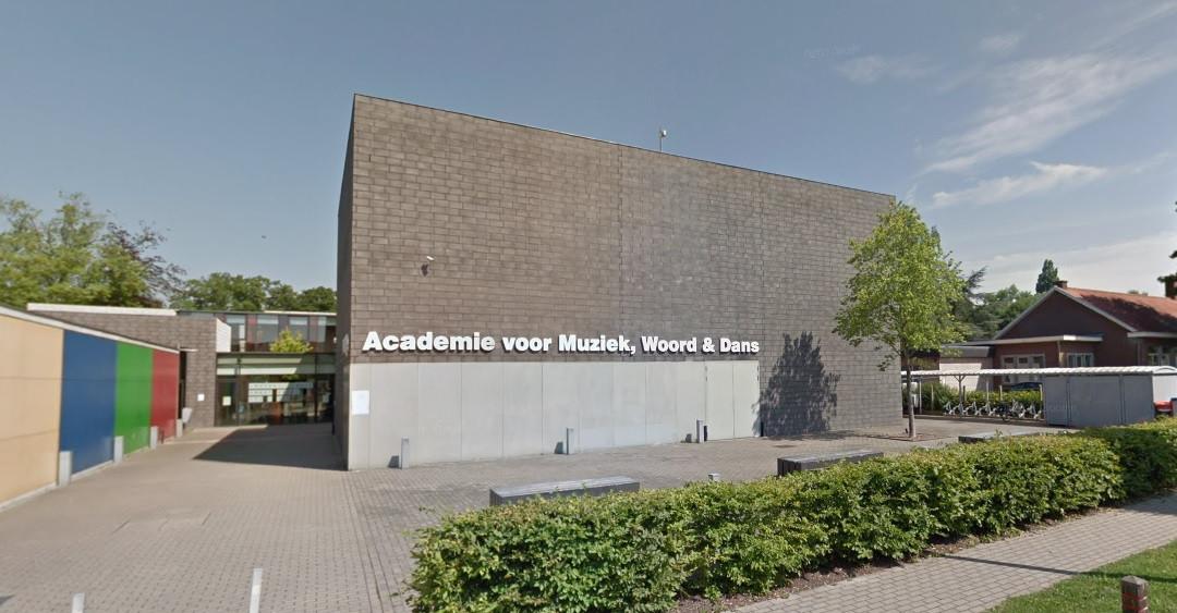 De Academie voor Muziek, Woord en Dans in Ninove.