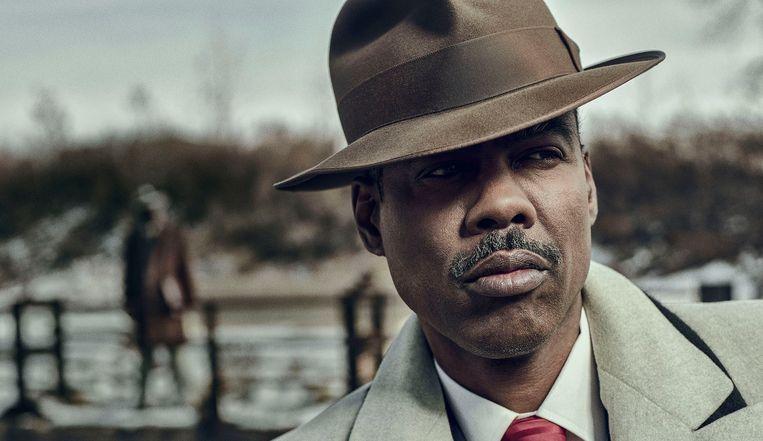 Chris Rock als crimineel Loy Cannon in seizoen 4 van 'Fargo'. Beeld Netflix