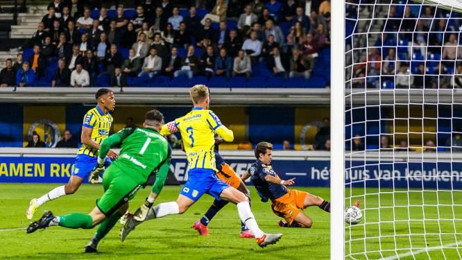 Willem II zet geweldige seizoensstart voort met zege op RKC