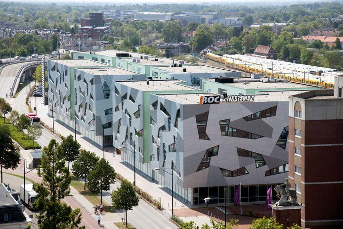 Het ROC Nijmegen.