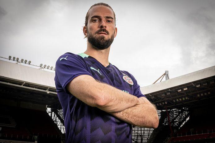 Davy Pröpper is terug bij PSV.