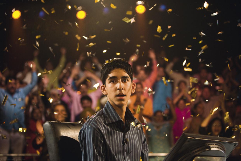 'Slumdog Millionaire' Beeld INTERNET