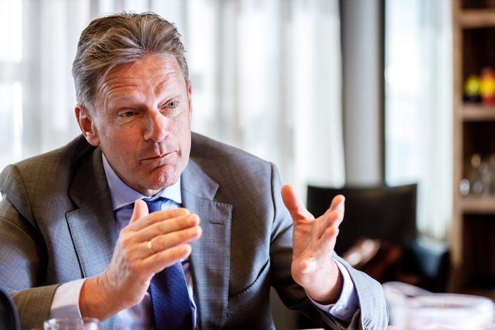 Burgemeester Rob Bats over de gevolgen van de coronacrisis: ,,Ik spreek ondernemers die in paniek zijn.''