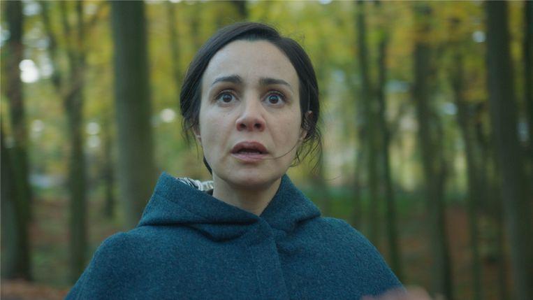 Myriem Akheddiou in 'Unseen' Beeld Streamz