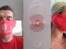 """Antwerpfans uiten kritiek op mondmaskers van club: """"Sluiten niet aan en zijn dunner dan éénlaags toiletpapier"""""""