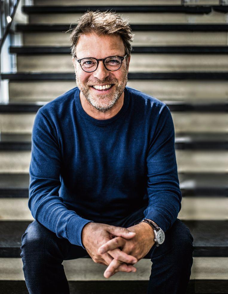 Tom Lenaerts. Beeld Marco Mertens